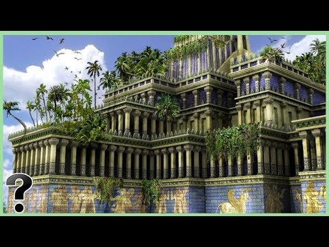 The Great Mystery of the Hanging Gardens of Babylon