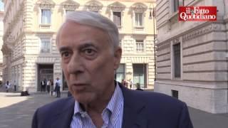 """G8 di Genova, Pisapia: """"Gabrielli? Apprezzo il suo atteggiamento"""""""
