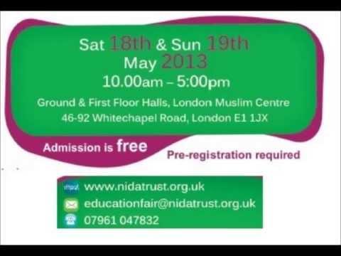 Muslim Education Fair 2013 Promo