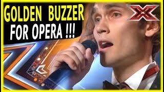 Video Fashion Model Alexander sings Opera on X-Factor and gets GOLDEN BUZZER !!! MP3, 3GP, MP4, WEBM, AVI, FLV Maret 2019
