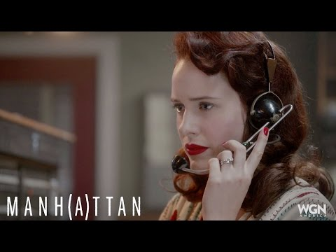 Manhattan Season 2 (Promo 'Espionage')