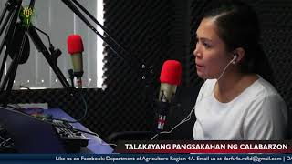 Episode 14 with Supervising Agriculturist Toribia Junsay