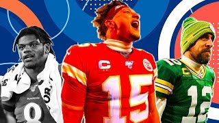Chiefs and Titans incredible playoff performances highlight divisional NFL games   SportsPulse