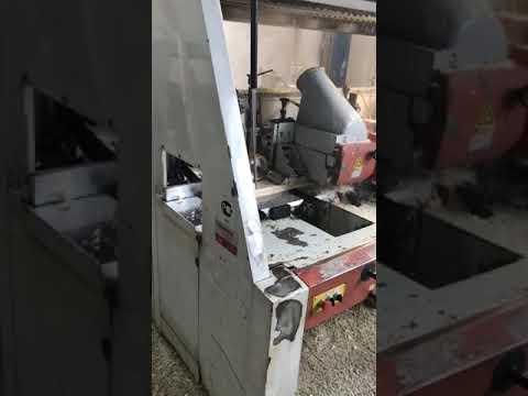 Видео Beaver 523B станок четырехсторонний