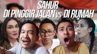 Video SELEB PAPAN ATAS SAHUR DI PINGGIR JALAN!!! MP3, 3GP, MP4, WEBM, AVI, FLV Agustus 2019