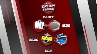 [DOTA 2] Natus Vincere VS Vega Squadron (BO3) - Dreamleague Season #10 Groupstage Day 4