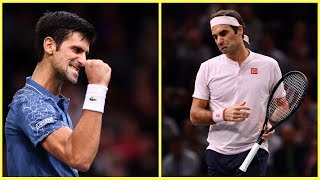 Video 107 - Djokovic vs Federer - SF Paris 2018 - Extended MP3, 3GP, MP4, WEBM, AVI, FLV Maret 2019