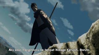 BORUTO VS KAWAKI 'perang dunia ninja 5' sub indo