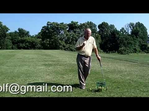How to get more distance…Vertical Golf Swing