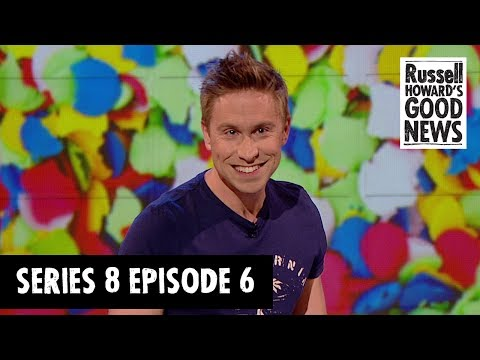 Russell Howard's Good News - Series 8, Episode 6