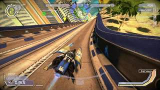 WipEout Omega Collection - Vineta K Reverse Pure racing