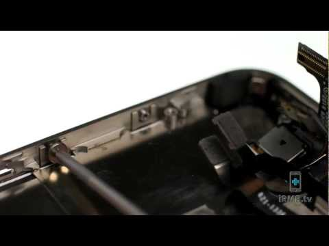 Power Button & Proximity Repair - iPhone 4S How to Tutorial
