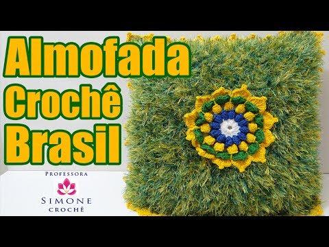 Almofada Brasil
