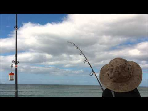 Fishing with Mike – Ewa Beach, Oahu