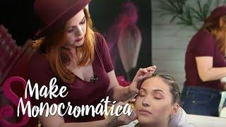 Make monocromática: aprenda para atualizar o look