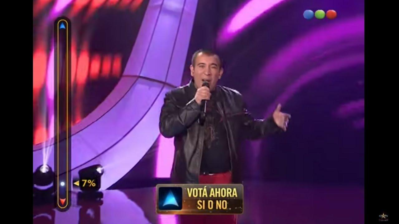 "Sebastian Villaba canta ""Part time lover"" – Elegidos #Elegidos"