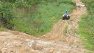 9. Dylan Powerline Hill Climb. 2018 Polaris 450 H.O