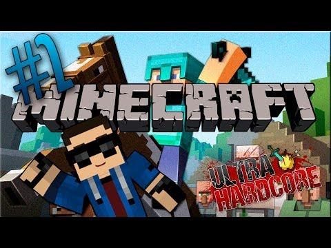 НА ГРАНИ СМЕРТИ (Minecraft: Ultra Hardcore - Season 11) #2