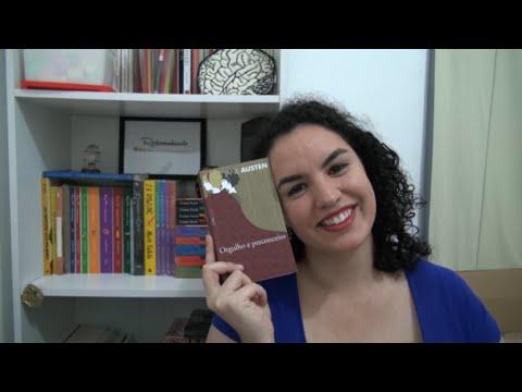 LIVRO: Orgulho e Preconceito (Grande Desafio do Culto Booktuber - julho de 2016)