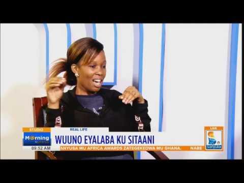 Wuuno Erica Mukisa Yalaba Sitaani Part 3| Sanyuka Morning Express