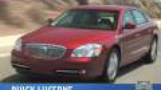 Buick Lucerne - Kelley Blue Book's Review