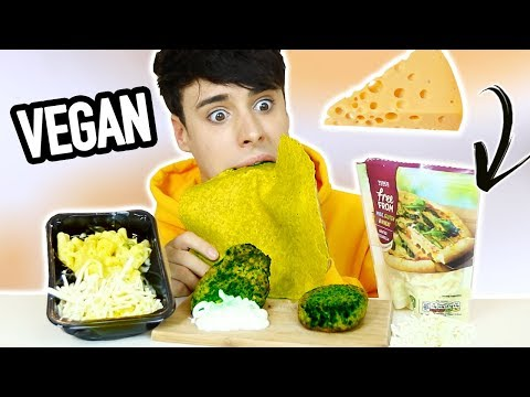 i only ate VEGAN FOODS for 24 hours!!! omg