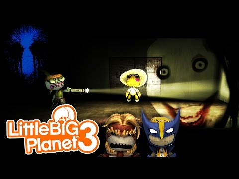 Video Little Big Planet 3 Multiplayer: Creepypasta Attack with Jeff the Killer and Eyeless Jack!!! download in MP3, 3GP, MP4, WEBM, AVI, FLV January 2017