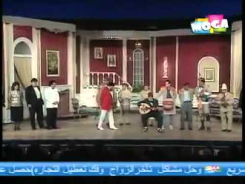 نكت المنتصر بالله في مسرحية شارع محمد علي