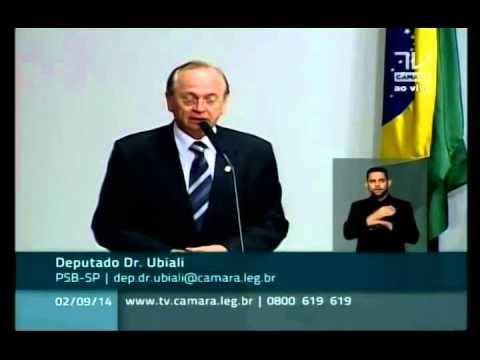 Dr. Ubiali fala sobre Congresso Estadual das APAEs em Araraquara