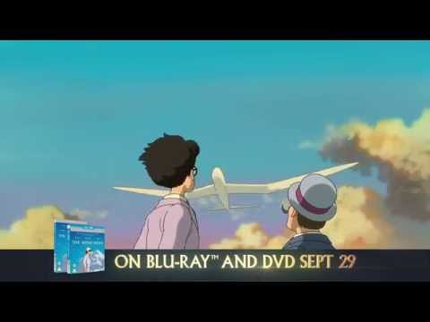 THE WIND RISES - 30' Trailer - Out Now On DVD, Blu-ray And Digital Download