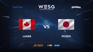 Posesi vs Luker, game 1