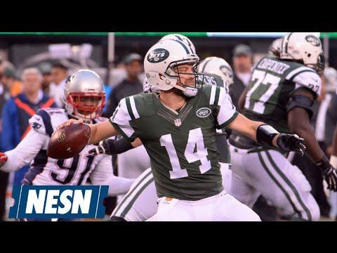 Video: NY Jets, Ryan Fitzpatrick Reportedly Not Close To A Deal
