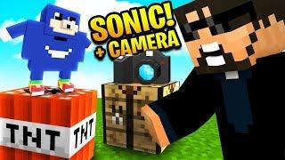 Minecraft: Mod Reviews #1 - Ugandan Cameras?