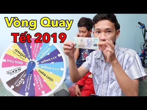 Trò Chơi Tết 2019 - Vòng Quay Uống Nước Ngọt | Lâm Vlog - Vòng Quay Tết Uống Cocacola - Thời lượng: 20 phút.