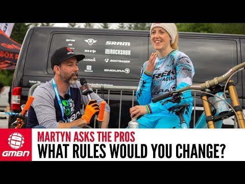 UCI Rule Changes | Martyn Asks The Pros