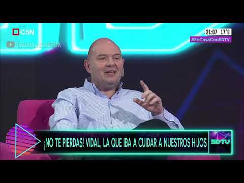 📺 Sobredosis de TV PROGRAMA COMPLETO 10/10/20 Hoy Carlos Rottemberg