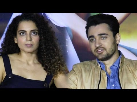 Imran Khan And Kangana Ranaut's Intense Reply Fo