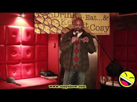 Tony Woods - Cosy Comedy - 
