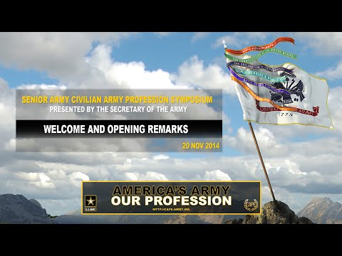 SACAPS - Welcome and Opening Remarks Screenshot