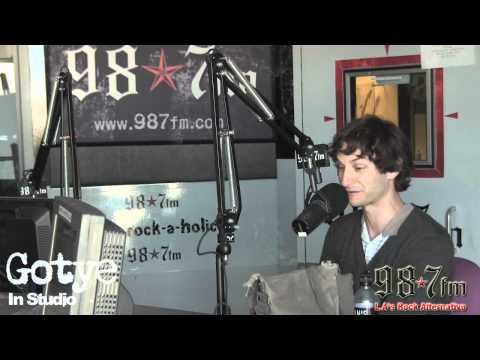 cmj gotye - Gotye stopped by the 98.7FM studios & caught up with Darren Rose. Check out the Part 2 of 3 videos from the interview & find out WHO the