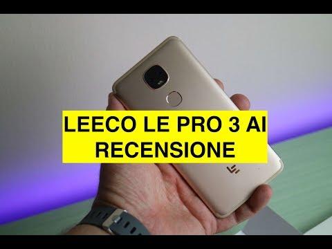 Recensione LeEco Le Pro 3 AI con doppia camera