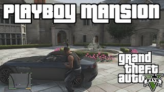 Play Boy Mansion Gta 5