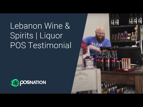 Liquor Store POS System : Lebanon Wine & Spirits : POS Nation Case Study