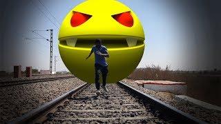 PacMan In Real Life VFX breakdown