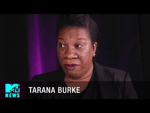 Tarana Burke on the #MeToo Campaign & Raising Awareness for Sexual Abuse | MTV News