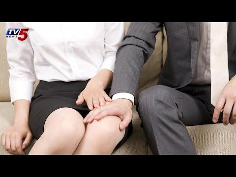 Principal Sexual Harassment | Narayana Vagdevi College Principal Arrest : TV5 News