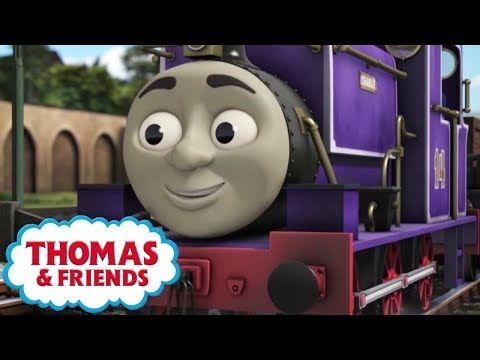 Thomas and Friends   Fun with Thomas the Tank Engine - Compilation   Cartoons for Children