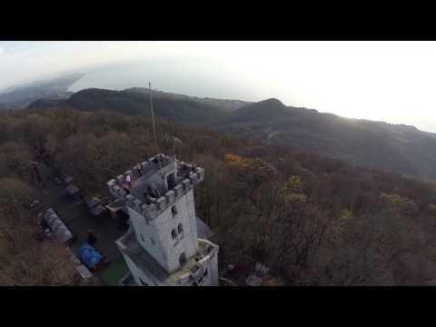 Mount Akhun Drone Video