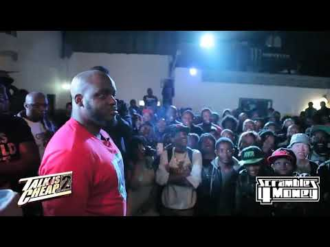 Stogie T battle raps in Canada 2017. Must watch 2017!!!