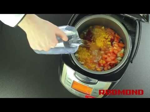 Рецепты для мультиварки редмонд с пошаговыми рассольник